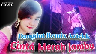 Gambar cover CINTA MERAH JAMBU- Dangdut Mix Orgen Tunggal- Cover -Nayya Govinda  .
