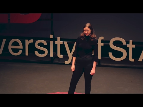 That's my personal square | Natasha Waddell | TEDxUniversityofStAndrews