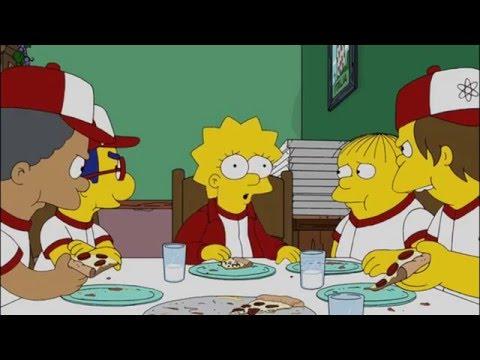Ralph Winchester (I Simpson) - I coccodrilli coccodrillano?