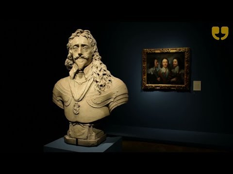 Charles I: King and Collector by WinkBall