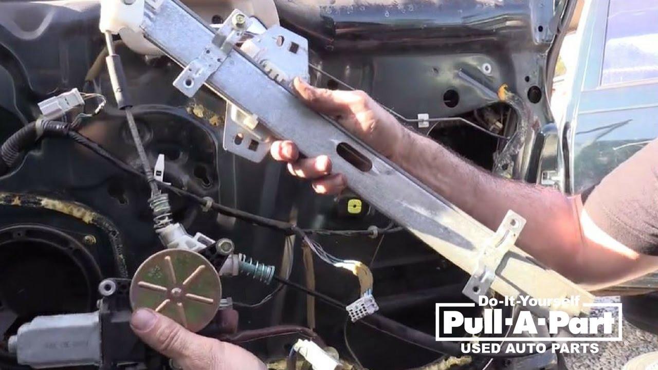 2000 honda crv window motor