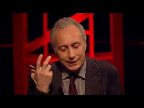 L'editoriale di Marco Travaglio: Libera satira in libero Stato - Servizio Pubblico - Puntata 8