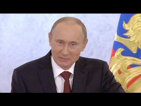 'Mehr Kinder': Putins