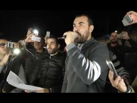 عرض الملف المطلبي للحراك الشعبي بالحسيمة 05/03/2017 nasser zafzafi harak cha3bi rif