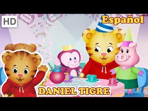 Daniel Tigre en Español - Cómo Hacer Juegos de Simulación