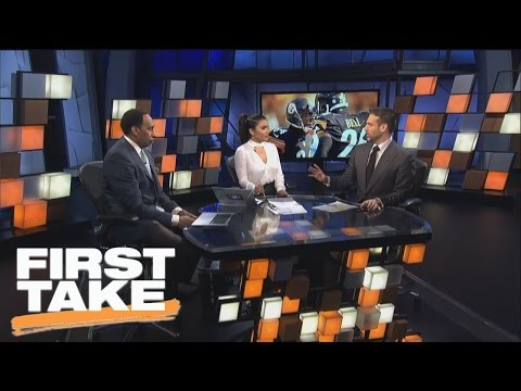 Is Antonio Brown Or Le'Veon Bell More Valuable? | First Take