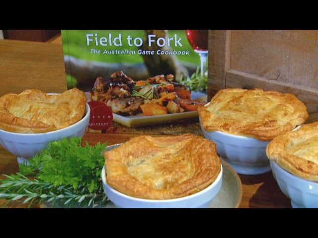 Individual venison pies recipe - Field to Fork part 4