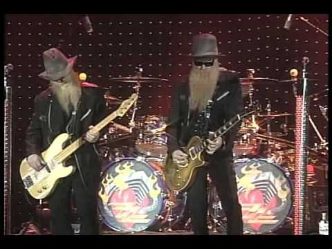 ZZ TOP Just got paid  2007 Live