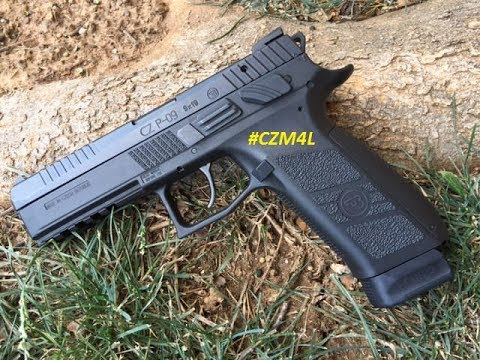 CZ P-09 WORKHORSE : WHY I OWN 2❓#CZM4L