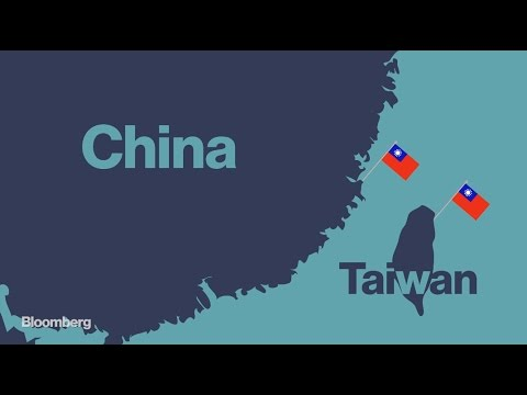 Tension Is Rising Between the U.S. and China Over Taiwan. He