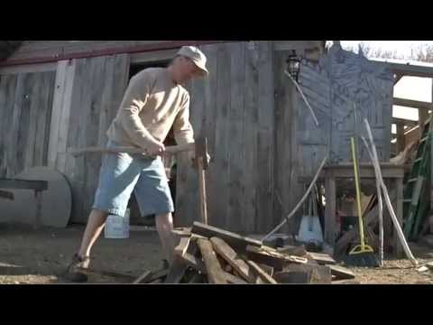 Richard Ashcraft Wilson-chopping
