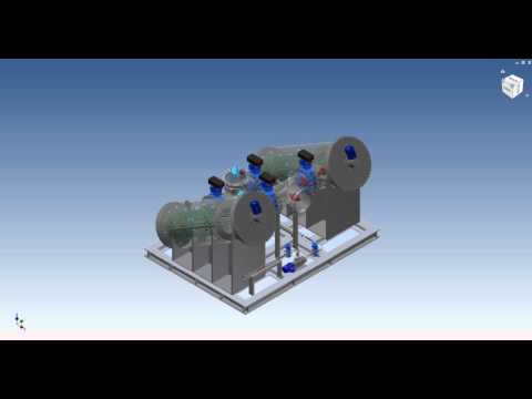 CDB Engineering SpA - BACKWASHING DUPLEX FILTER