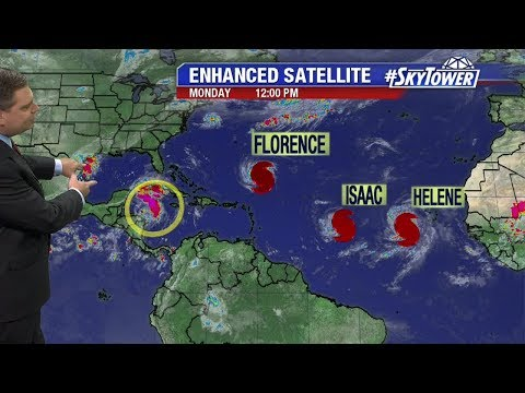 Hurricane Florence update & tropical weather forecast: Septe