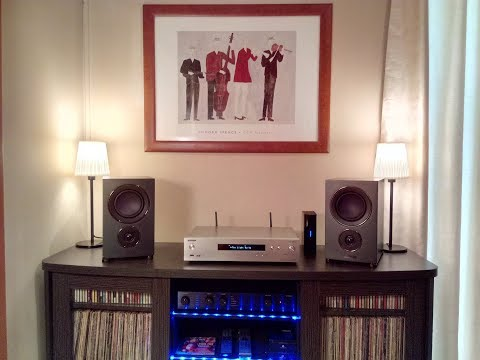 Onkyo NS-6170 Mission LX-2 in Test