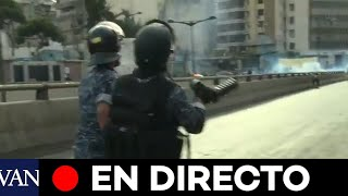 DIRECTO: Disturbios en la embajada de Francia en Beirut