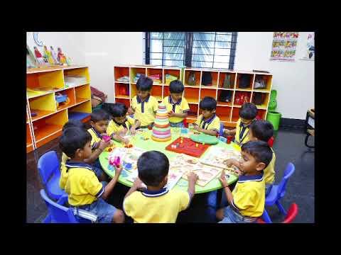 GR International Public School, Bangalore Karnataka