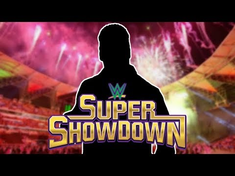 Spoiler On WWE Legend Appearing At Super ShowDown 2020