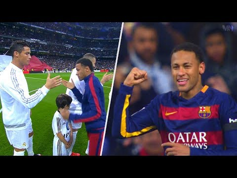 When Neymar Destroyed Real Madrid