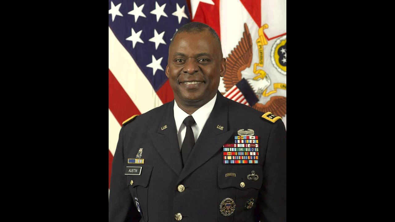 General Lloyd J. Austin III Address On Assuming Command In