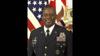 General  Lloyd J.  Austin III     Address on Assuming Command in Iraq