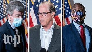 Senate Republicans downplay new Bolton claims