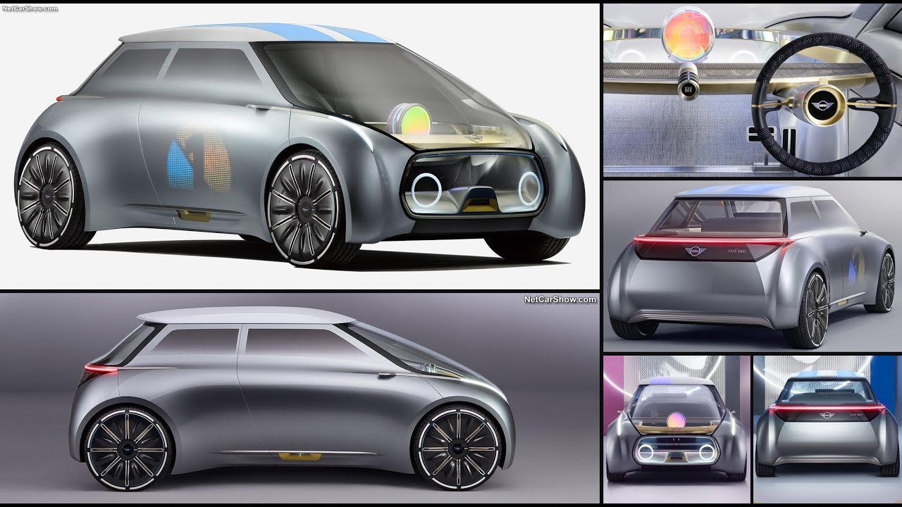 Download MINI Self Driving Cars Vision Next 100    HT High Technology    Latest Technology