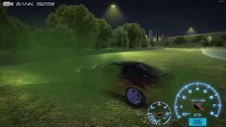 日本街頭甩尾 (Drift Streets Japan) 試玩 1080p 60fps 240XS GTR