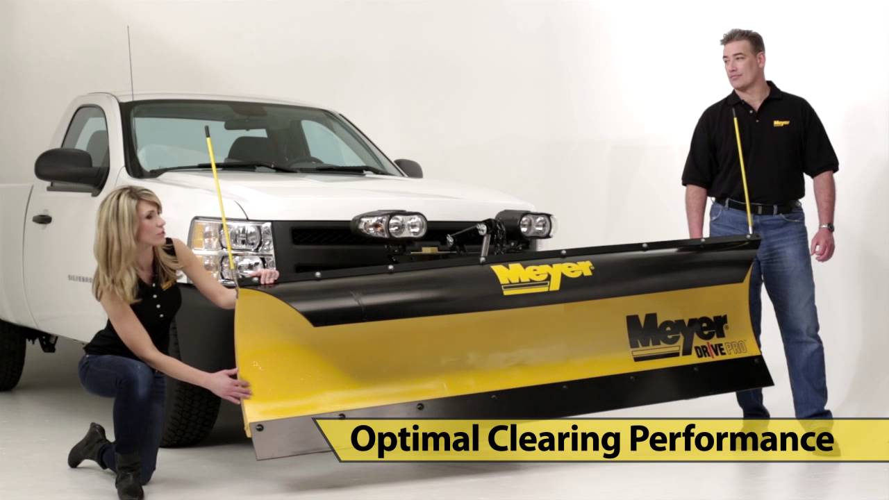 meyer home plow wiring diagram hunter ceiling fan with light drive pro featuring ez mount plus mounting system youtube