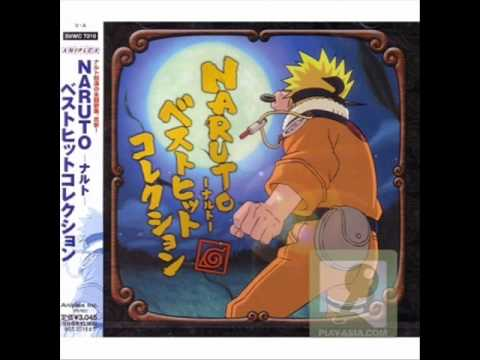 Naruto Best Hit Collection Track 6 'Viva Rock ~Japanese Side~'