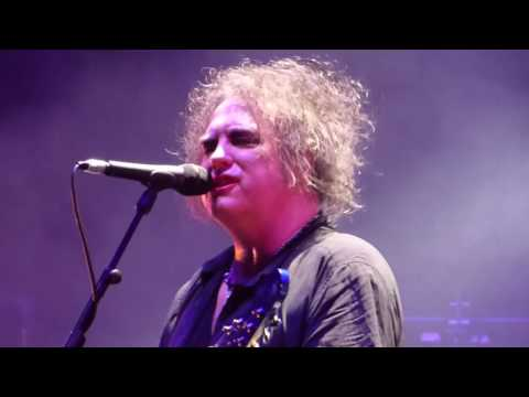 The Cure - All I Want - Madison Square Garden NYC NY 2016-06-19 HD1080