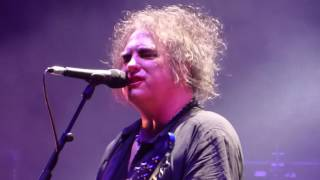 The Cure All I Want Madison Square Garden NYC NY 2016 06 19 HD1080