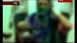 Girl creates ruckus at Meerut Engineering College