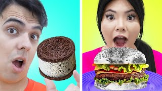 5 TASTY FOOD CHALLENGES | FRIENDS COOKING CHALLENGES FUNNY VIDEO BY CRAFTY HACKS