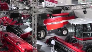 Massey Ferguson /  China International Ag Machinery Exhibition 2012 - Day One (English)