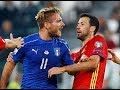 Квалификация ЧМ-2018: Испания – Италия (7тур)