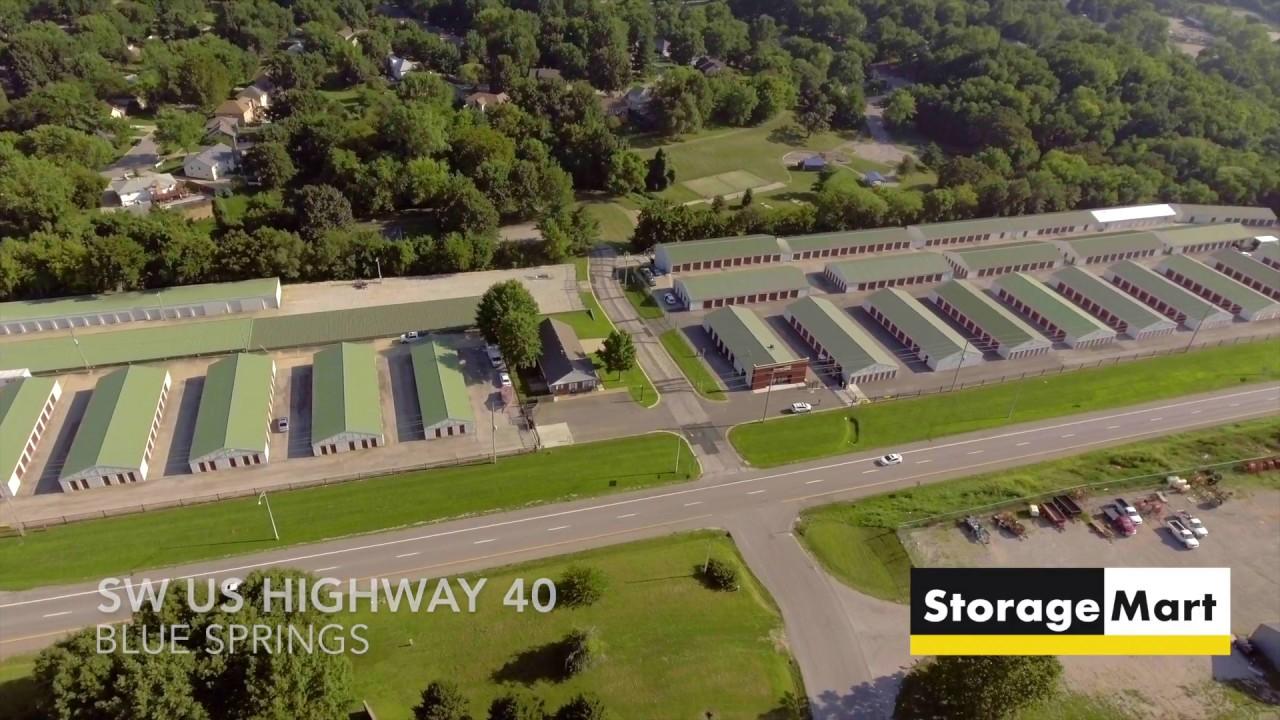 Ordinaire StorageMart At 2300 SW US Highway 40 Blue Springs MO