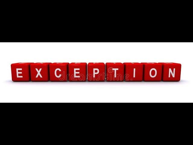 Exception-1Parte