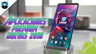 Top 5 aplicaciones PREMIUM para android | Nuevas Apps 2018