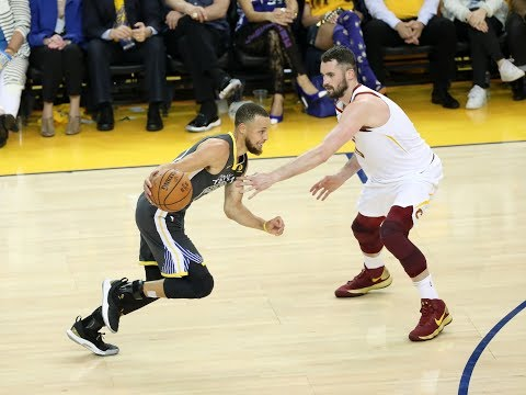 Best Crossovers and Handles of the 2018 NBA Finals!