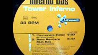 Inferno DJs ‎-- Tower Inferno  (Sequential One Remix)