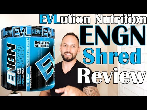 Evlution Nutrition ENGN Shred Pre Workout Review (Fast & Simple)
