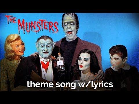 The Munsters theme with lyrics