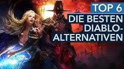 Die 6 besten Diablo-Alternativen - Diese Action-Rollenspiele sollten Sie gespielt haben