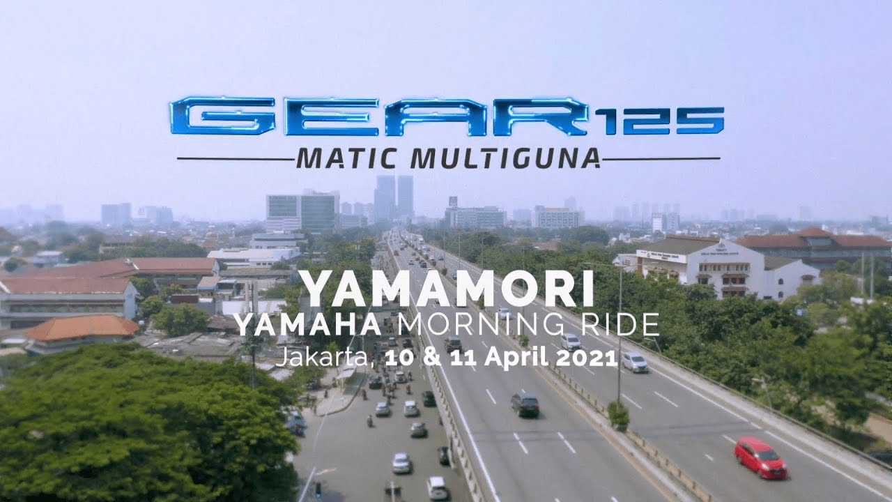 Yamaha Morning Ride - Let's GEAR Up!