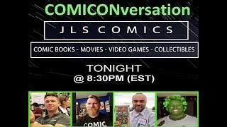 COMICONversation! Prophet, DieDieDie!, Stan Lee's Restraining Order & The State Of Marvel thumbnail