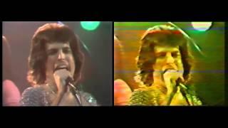Queen - Earls Court 1977 2nd night - VIDEO COMPARISON
