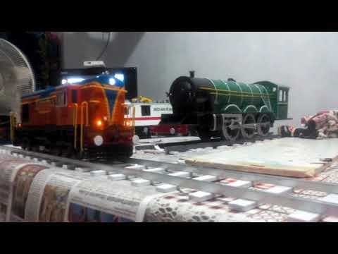 miniature train modele my work from kerala pathanamthitta phone. NO. 9544437931