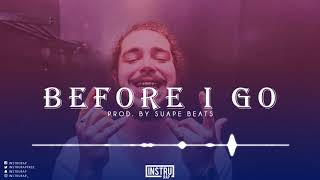 [FREE] Post Malone Type Beat | Instrumental Rap Chill/Dope - BEFORE I GO - Prod. by Suape Beats