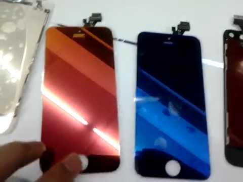 Iphone 5 Color Lcd Conversion Kit Youtube