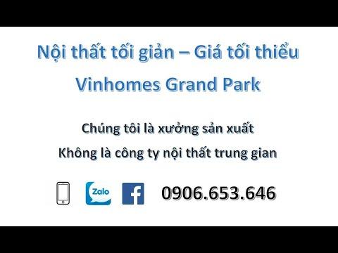 Căn hộ 3PN Vinhomes GP - 0906.653.646 - Nội thất tối giản - Giá tối thiểu